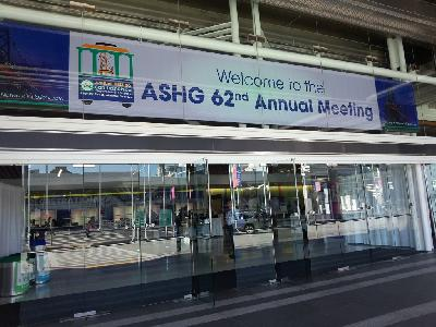 ASHG 52nd Annual Conference
